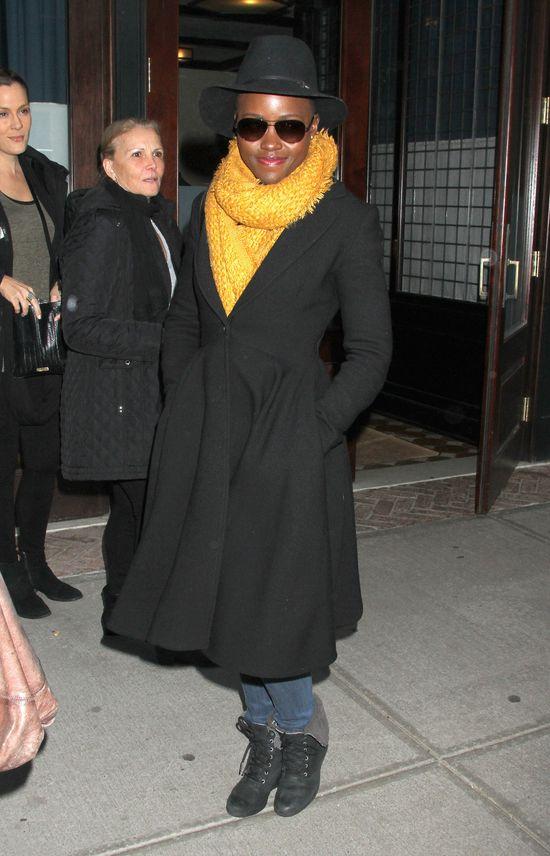 Przed Wami najpi�kniejsza kobieta na �wiecie, Lupita Nyong'o