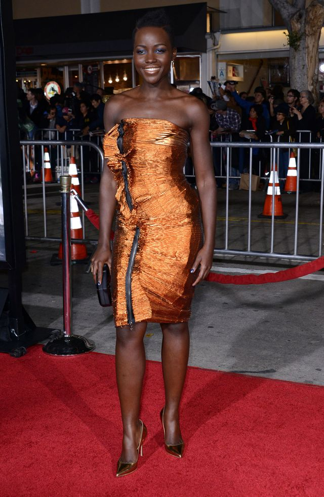 Lupita Nyong'o: Modliłam się o jaśniejszą skórę