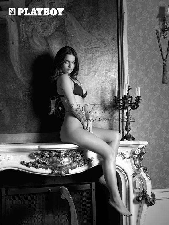 TYLKO U NAS! Mamy jeszcze więcej zdjęć Luxurii z Playboya!