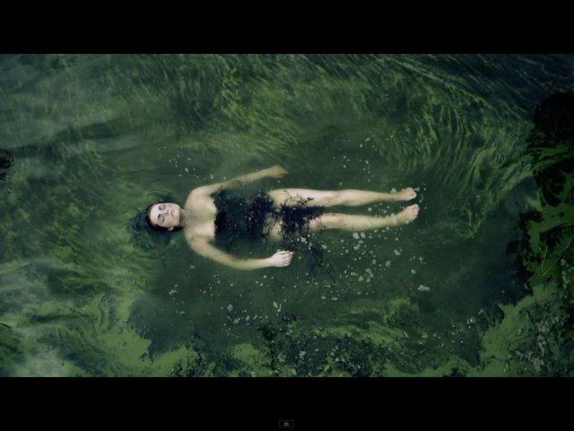Śliczna  i mroczna Luxuria Astaroth z Tede w Nocy Kupały