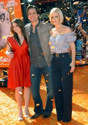 Jenny McCarthy i Jim Carrey w tym samym