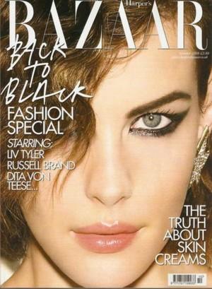 Liv Tyler dla Harper's Bazaar