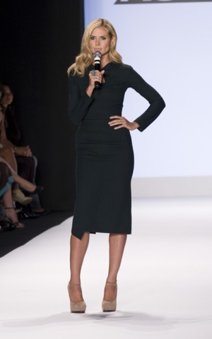 Stylowa Heidi Klum