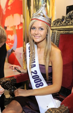 Angelika Jakubowska Miss Polonia 2008