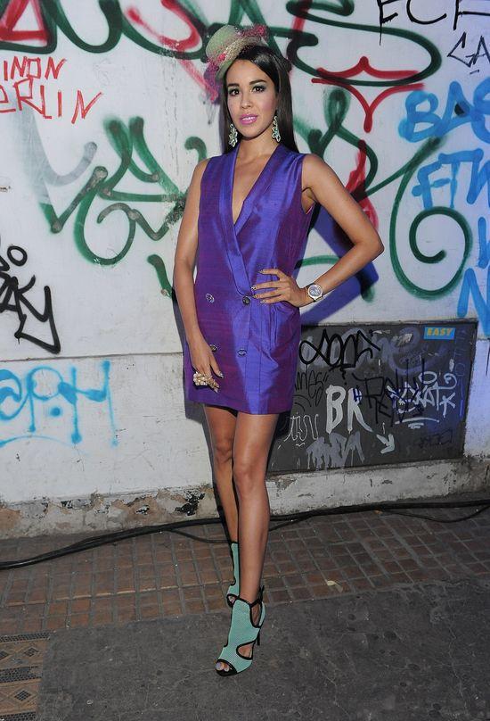 Macademian Girl - typowa blogerka na pokazie mody? (FOTO)