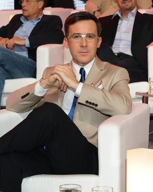 Maciej Kurzajewski w telewizji śniadaniowej