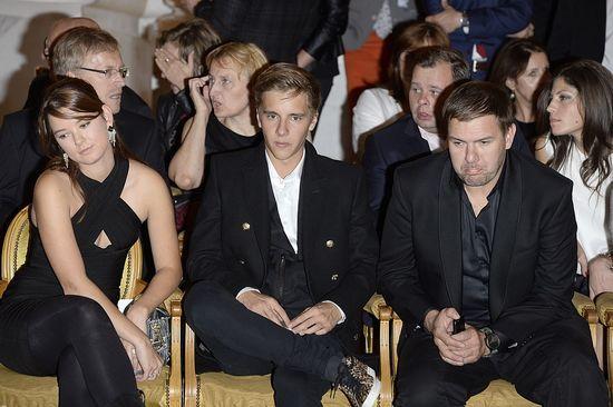 Dla kogo znalazło się krzesło na pokazie mody VISTULA? FOTO