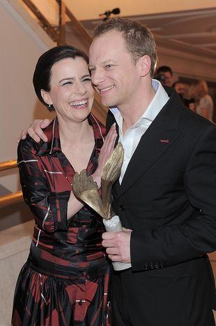 Maciej Stuhr rozstaje się z żoną?!