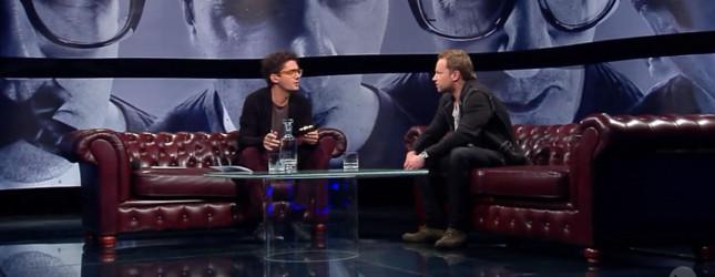 Maciej Stuhr: Internauci porównują moje zdjęcia do Breivika