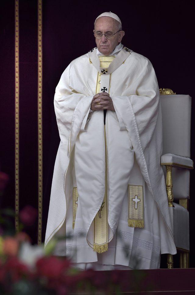 Chciał żyć i spotkać się z papieżem. Franciszek modlił się za Macieja Cieślę
