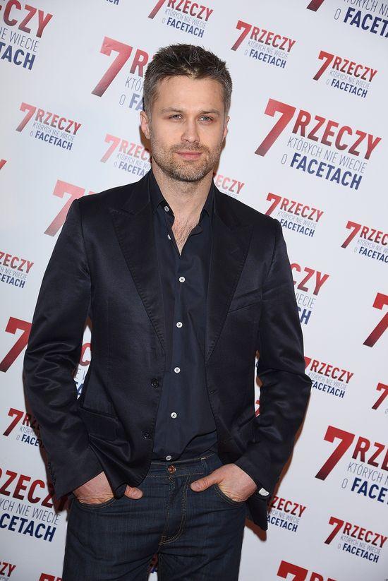 Maciej Zakościelny zostanie ojcem? Jego partnerka jest w zaawansowanej ciąży!
