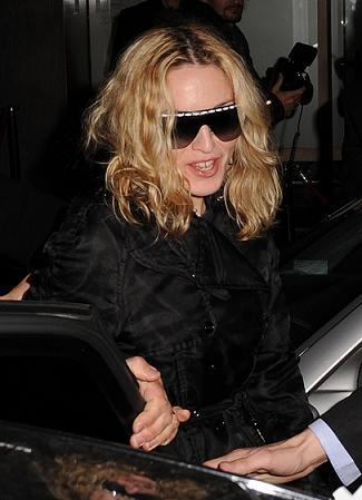 Givenchy dla Madonny