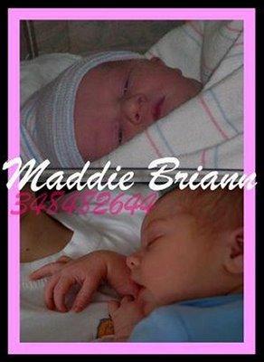 Maddie Briann: jeszcze dwie fotki