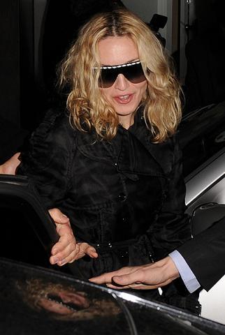 Rozstanie Madonny to chwyt marketingowy