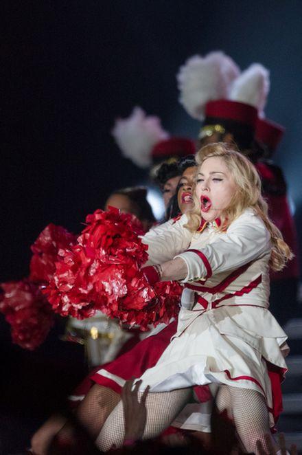 Madonna uczci dziś pamięć powstańców