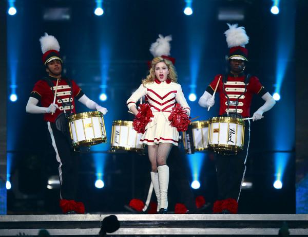 Madonna nie zapłaci Rosjanom 10 mln dolarów