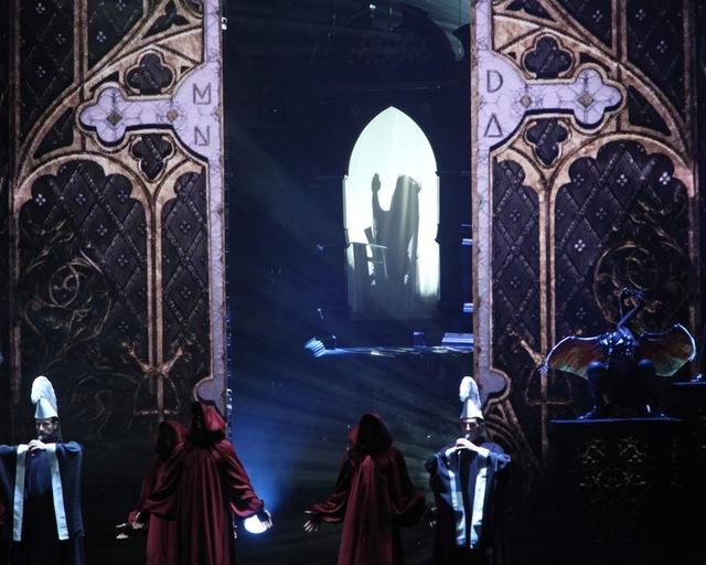 Jak b�dzie wygl�da� koncert Madonny w Warszawie? (FOTO)