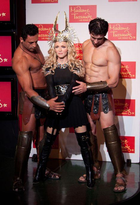 Czy tak wygl�da�aby Madonna po liftingu? (FOTO)