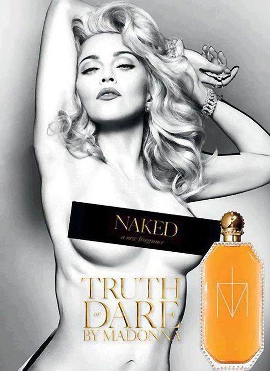 54-letnia Madonna znów się rozebrała (FOTO)