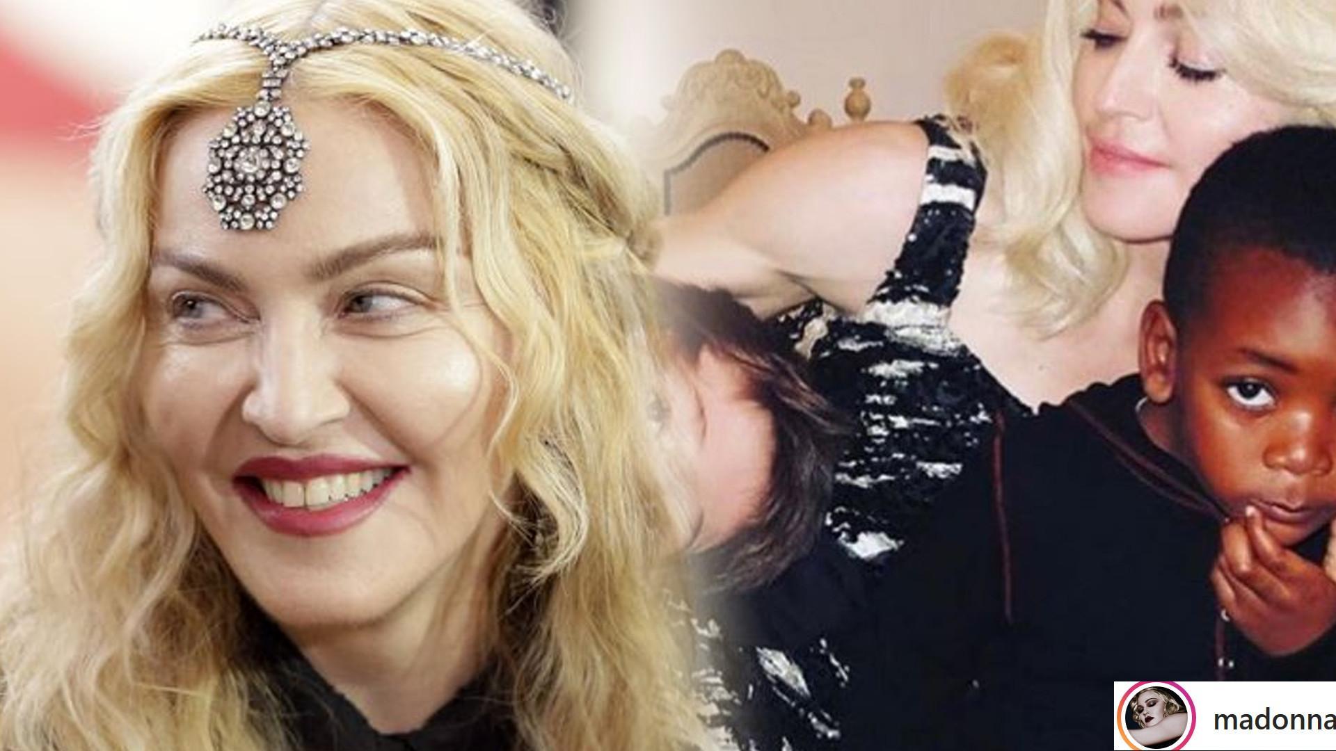 Madonna pokazała PIĘKNE zdjęcie z szóstką dzieci (Instagram)