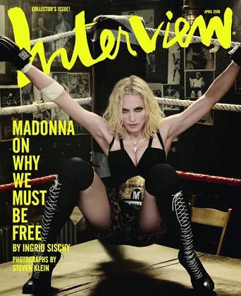 Madonna na ringu