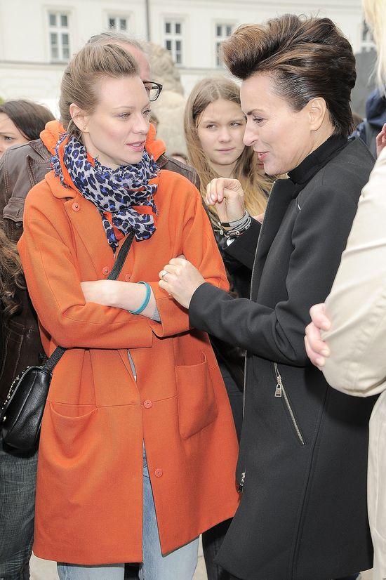 Magda Boczarska błysnęła pierścionkiem zaręczynowym (FOTO)