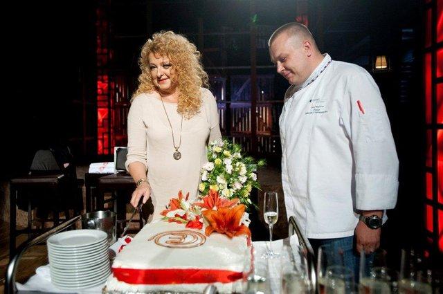Magda Gessler �wi�towa�a swoje urodziny