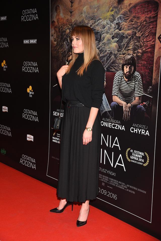 Magda Lamparska nie-do-poznania na premierze filmu (FOTO)
