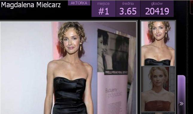 Doda trzecią najpiękniejszą Polką?