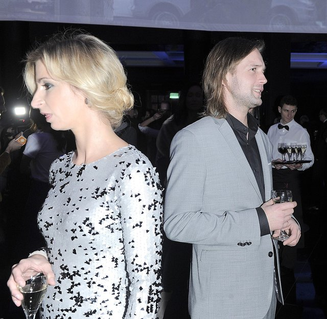 Celebryci na premierze nowego magazynu (FOTO)