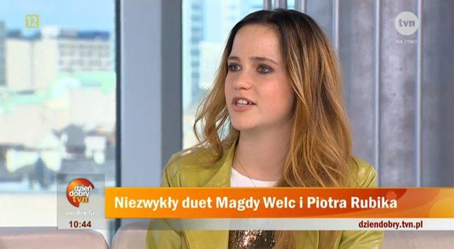 Magda Welc z Mam talent wraca po pięciu latach
