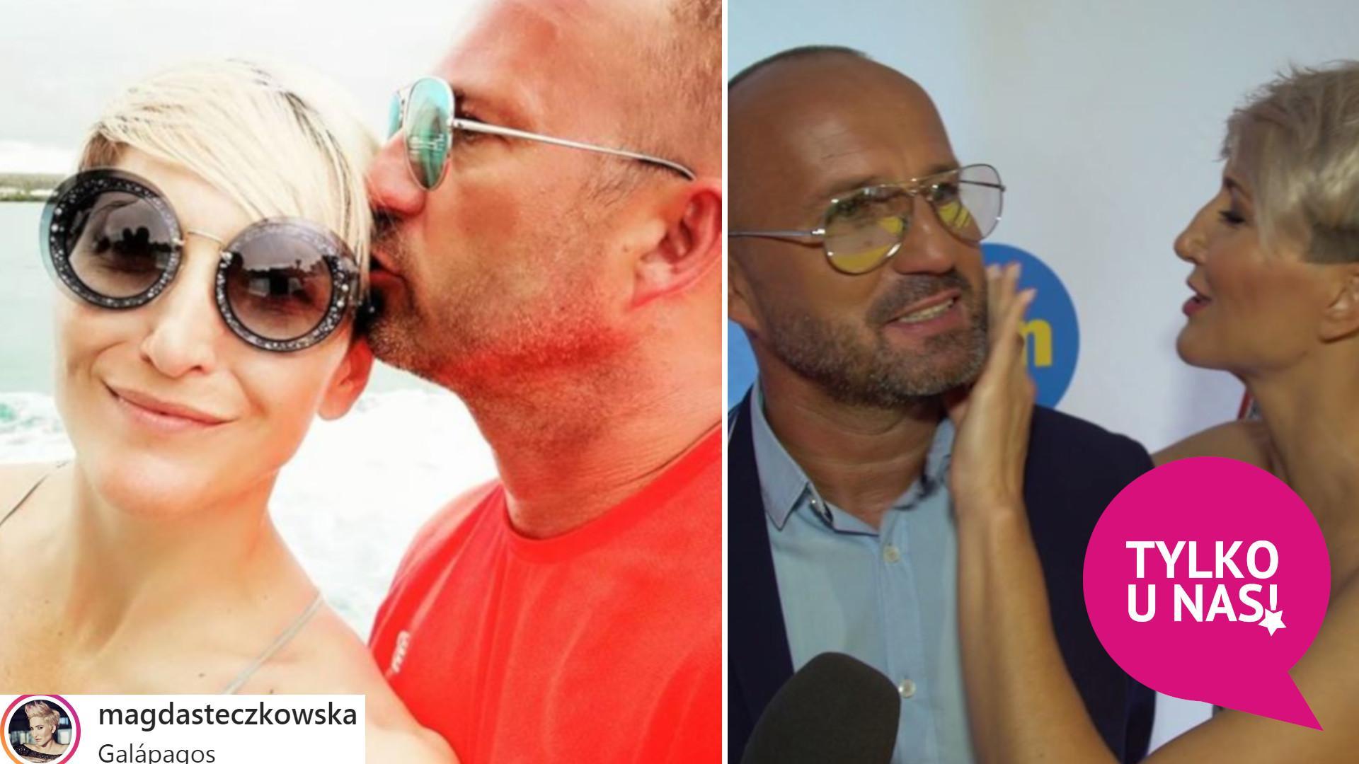 Magda Steczkowska nie wytrzymała! Zrobiła TO po słowach męża