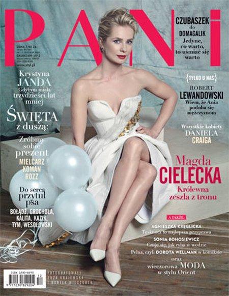 Magdalena Cielecka: Jestem osobowością bez skóry