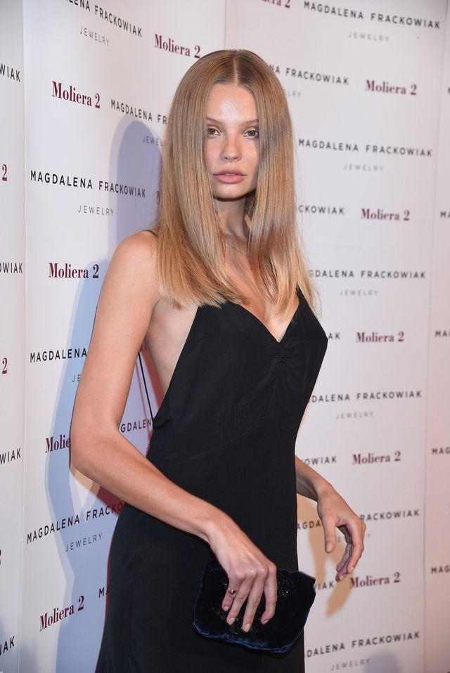 Magdalena Frąckowiak pokazując siniak: Zostałam siłą wyrzucona ze sklepu (Instag