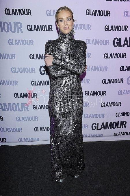 Magdalena Mielcarz Kobietą Roku Glamour (FOTO)