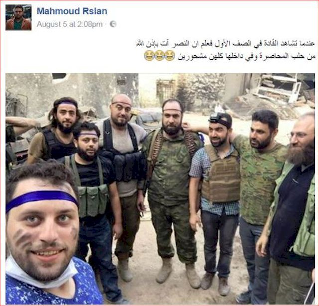 Szokuj�ce informacje na temat fotografa ch�opca z Aleppo! (VIDEO)