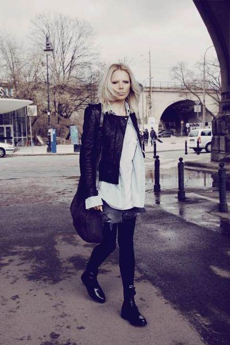 Maja Sablewska rozjaśniła brwi