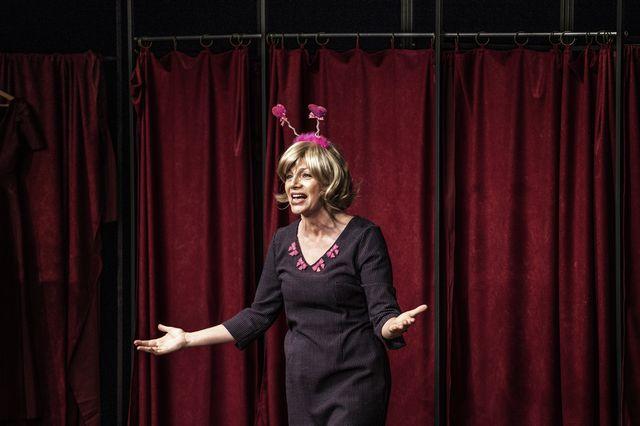 Cyrwus i Obłoza w szalonej komedii romantycznej w teatrze IMKA (ZDJĘCIA)
