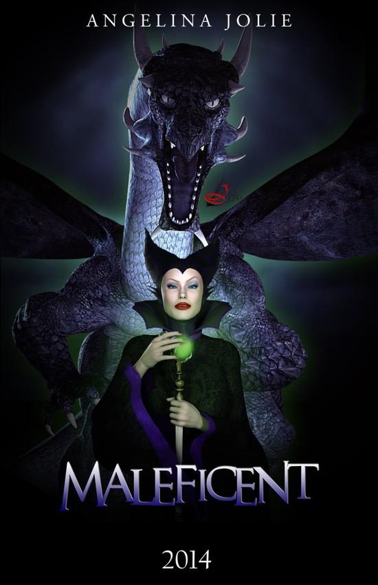 Angelina Jolie dzięki roli Maleficient znowu zarabia najwięc