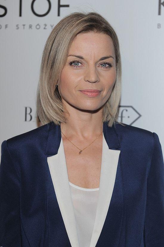 Małgorzata Foremniak w nowej fryzurze (FOTO)