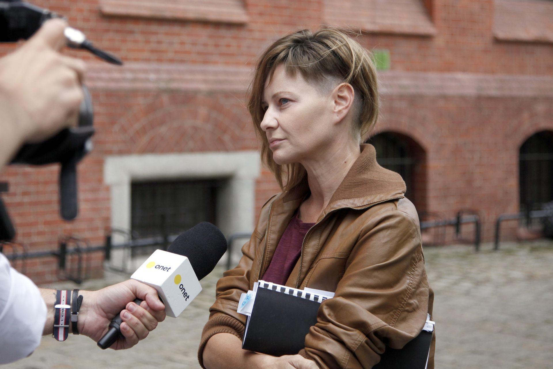 Patryk Vega sprawił, że Kożuchowska na planie Plag Breslau była WYCIEŃCZONA