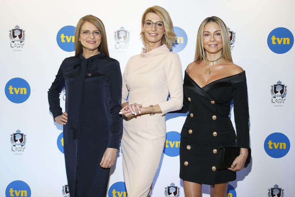 Piekielnie SEKSOWNA Małgorzata Rozenek-Majdan promuje 3. sezon Projektu Lady
