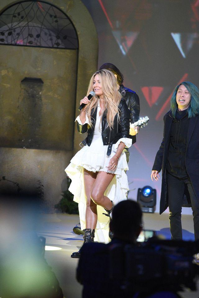 HIT! Rockowa Gośka Majdan wymiata na scenie w czasie ramówki TVN (ZDJĘCIA+VIDEO)