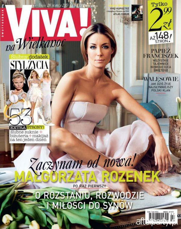 Małgorzata Rozenek: Mam ogromne poczucie klęski