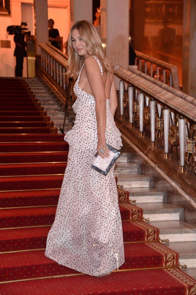 Małgorzata Socha nie powinna zakładać takich sukienek? (ZDJĘCIA)