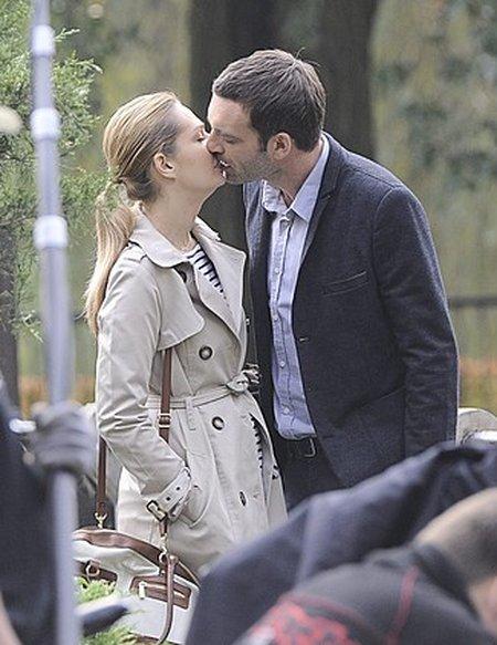 Romantyczny pocałunek Małgorzaty Sochy (FOTO)