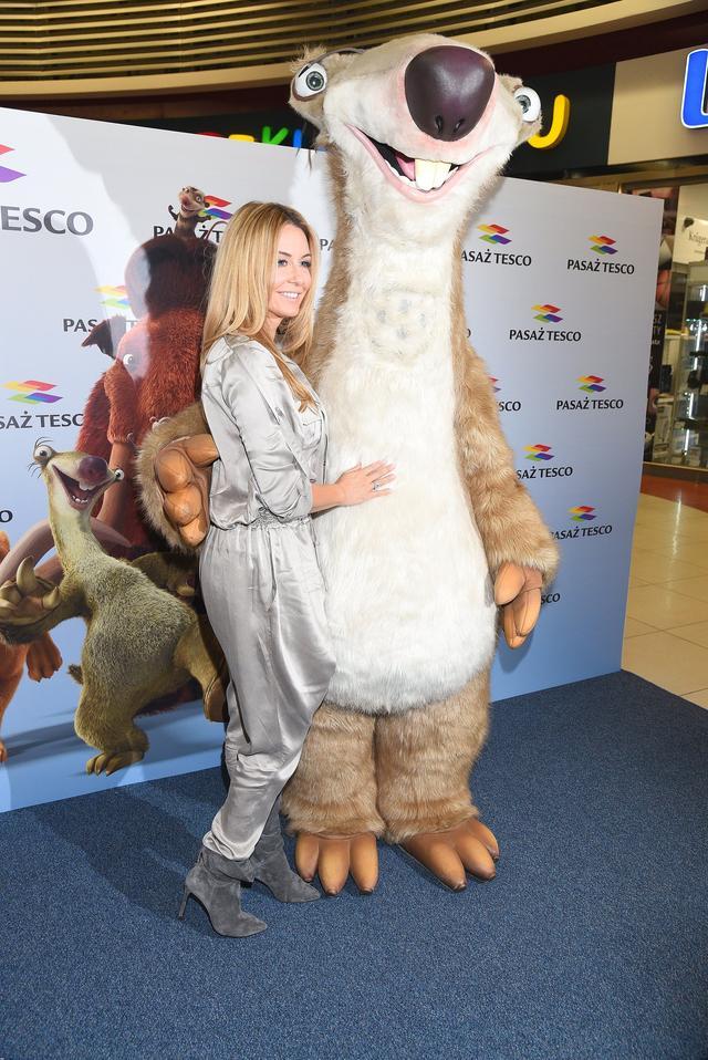 Małgorzata Rozenek z synami w kinie (FOTO)