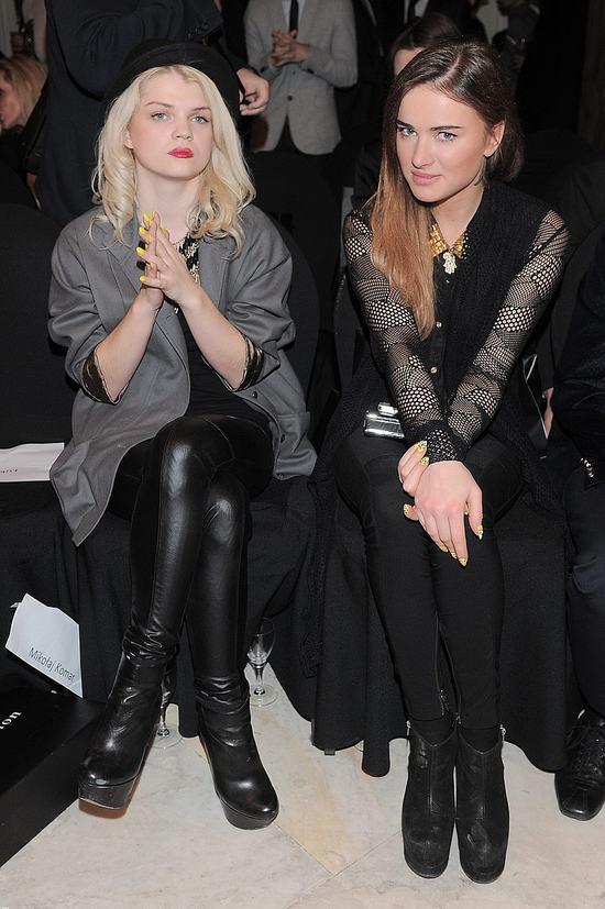 Maffashion i Małgosia - blogerki na modowej imprezie FOTO