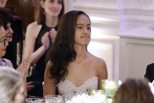 Kiedy Sasha Obama spotkała Ryana Reynoldsa, Malia zrobiła TO