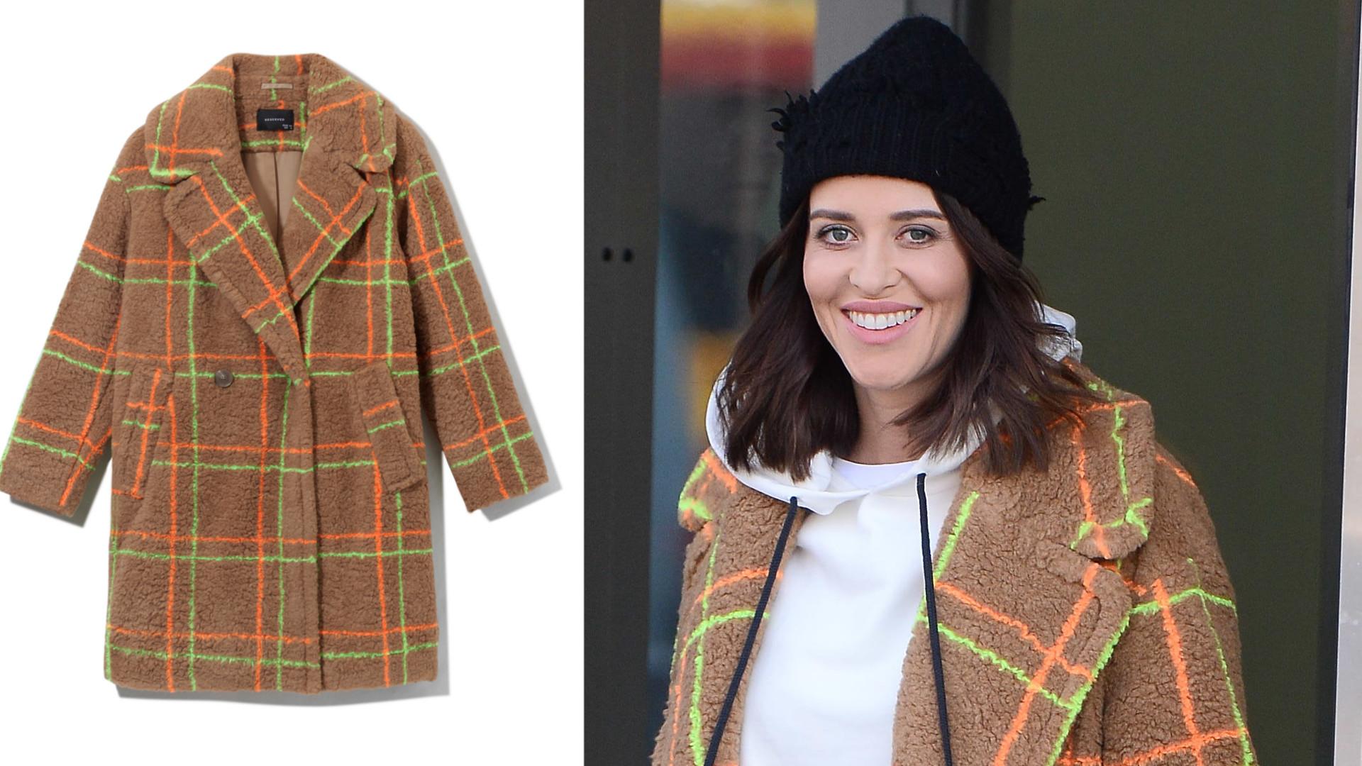 Malwina Wędzikowska w modnym płaszczu – wiemy, gdzie można kupić taki sam
